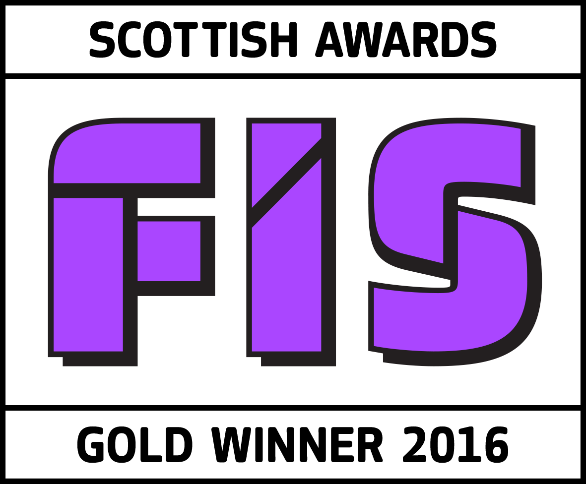 FIS Scottish awards logos 2016 gold pos